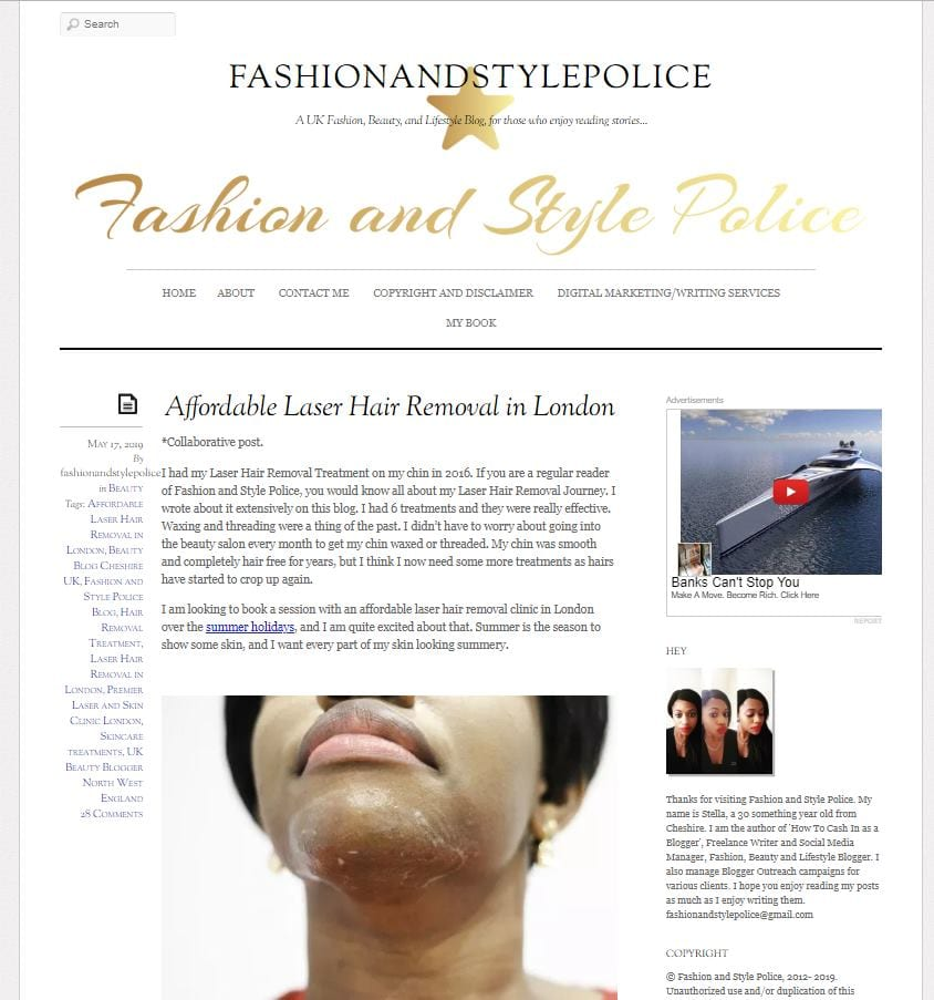Fashion and Style Police